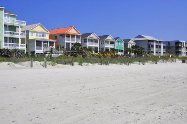Crédit : maison de vacances par Shutterstock