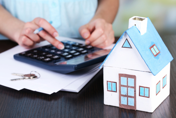 Crédit : investissement immobilier par Shutterstock
