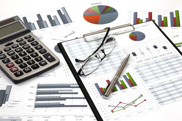 Crédit : résultat financier par Shutterstock
