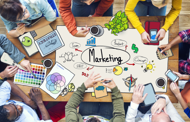 Crédit : marketing par Shutterstock