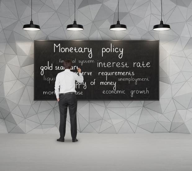Crédit : politique monétaire par Shutterstock