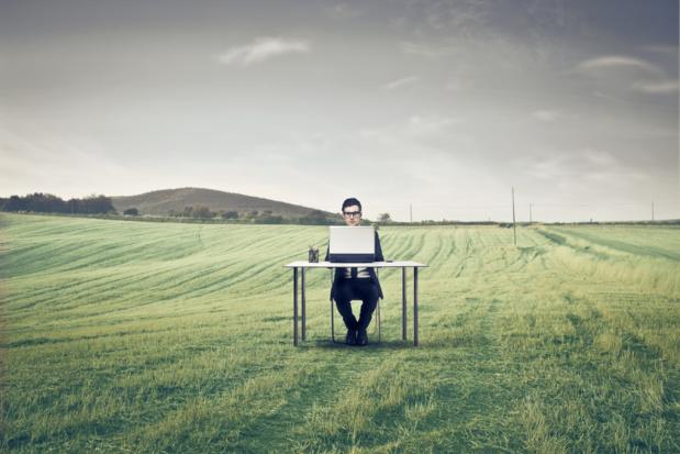 Crédit : mobilité au travail par Shutterstock