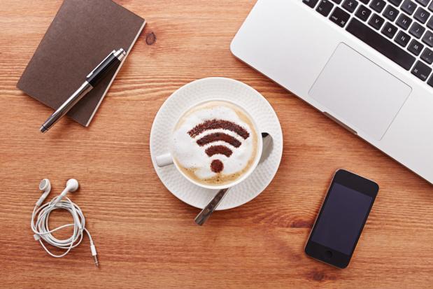 Crédit : Wi-fi par Shutterstock