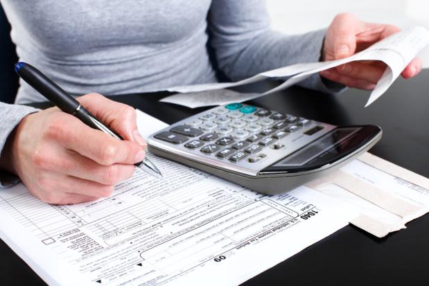 Crédit : fiscalité par Shutterstock