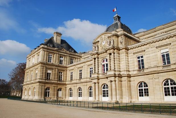 Crédit : Palais du Luxembourg par Shutterstock