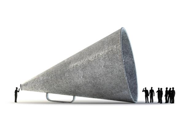 Communicatin de crise par Shutterstock