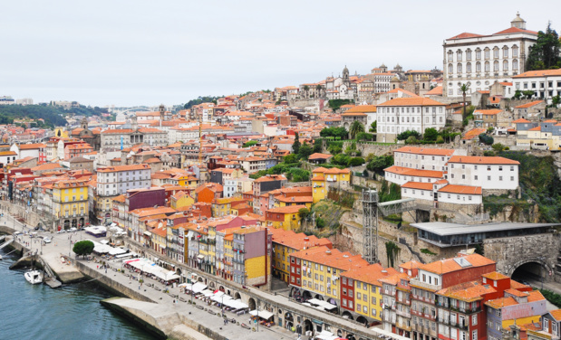 Crédit : immobilier portugais par Shutterstock