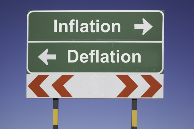Crédit : inflation par Shutterstock