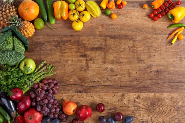 Crédit : produits agricoles par Shutterstock