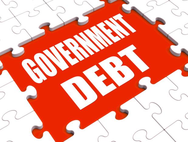 Crédit : dette publique par Shutterstock