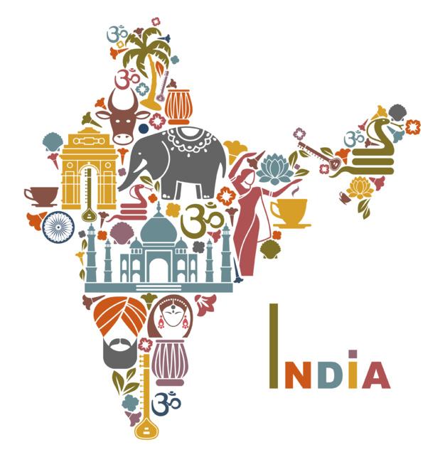 Crédit : Inde par Shutterstock