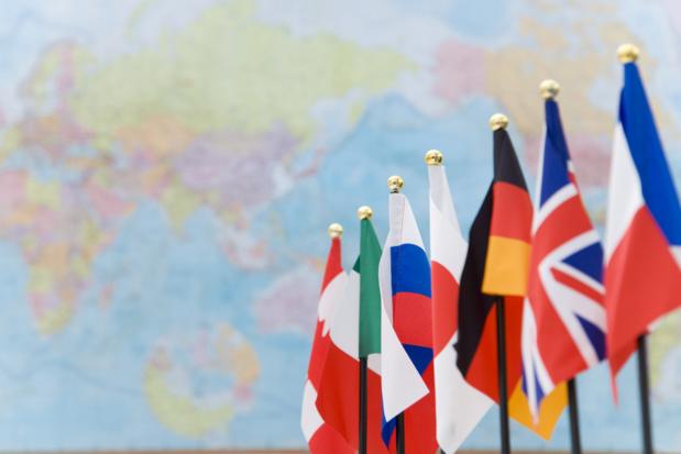 Crédit : G7 par Shutterstock