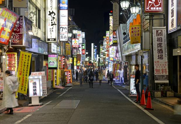 Crédit : Abenomics par Shutterstock