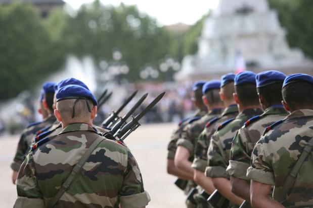 Crédit : armée française par Shutterstock