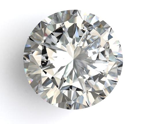 Crédit : diamant par Shutterstock