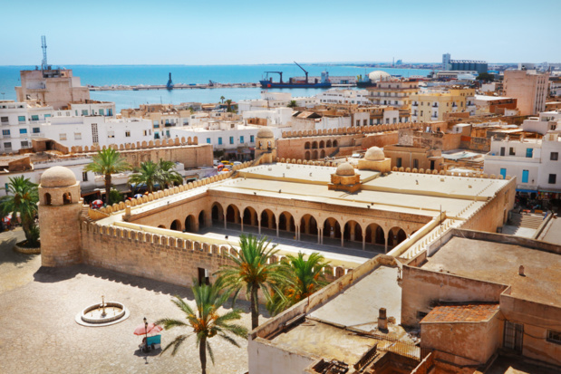 Crédit : Tunisie par Shutterstock