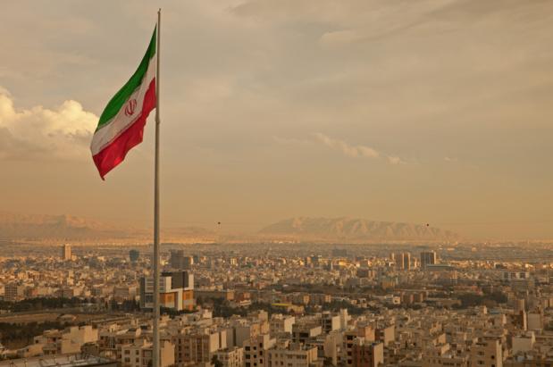 Crédit : Iran par Shutterstock
