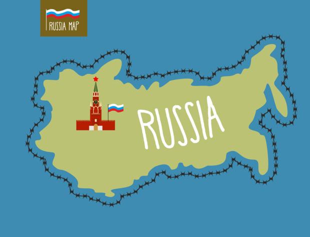 Crédit : Russie par Shutterstock