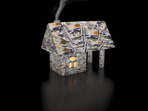Crédit : taux immobilier par Shutterstock