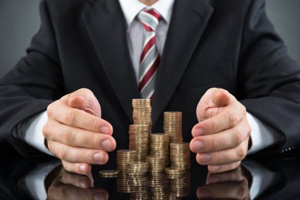 Crédit : épargne salariale par Shutterstock