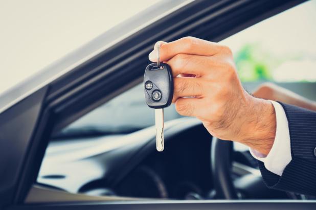 Crédit : location de voiture par Shutterstock