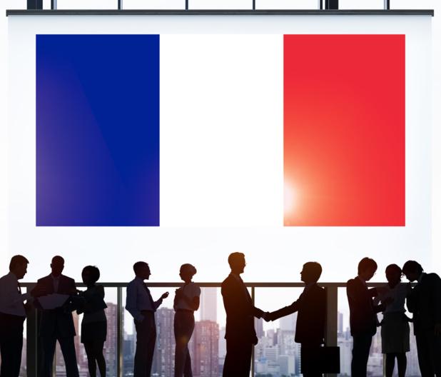 Crédit : entreprise française par Shutterstock