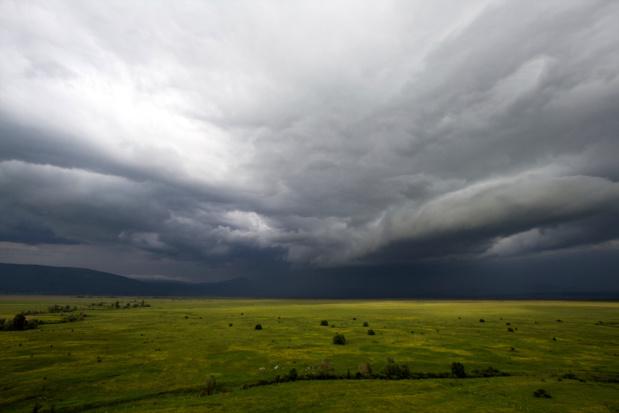 Crédit : tempête par Shutterstock
