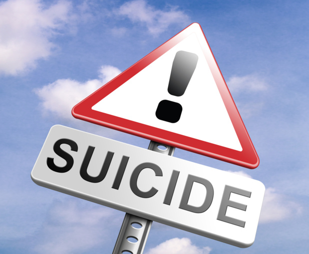 Crédit : suicide par Shutterstock