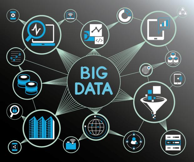 Crédit : big data par Shutterstock