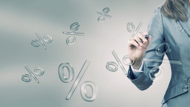 Crédit : taux d'intérêt par Shutterstock