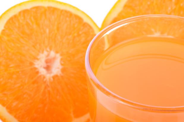 Crédit : jus d'orange par Shutterstock