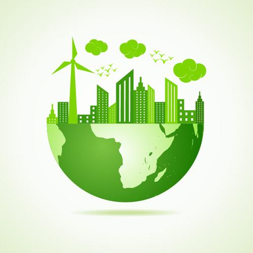 Crédit : ville développement durable par Shutterstock