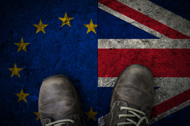 Crédit : Brexit par Shutterstock