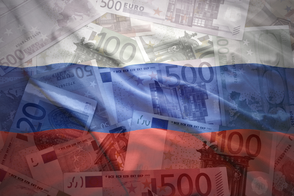 Crédit : économie russe par Shutterstock