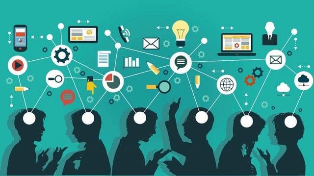 La collaboration : nouvelle martingale des entreprises face aux acteurs du numérique