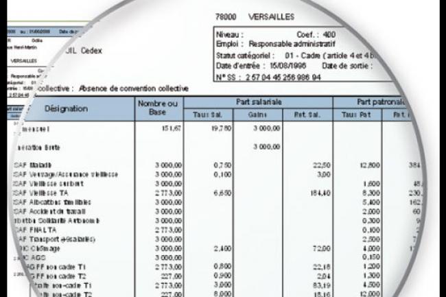 14,4 % des salariés français ne comprennent pas leur bulletin de salaire