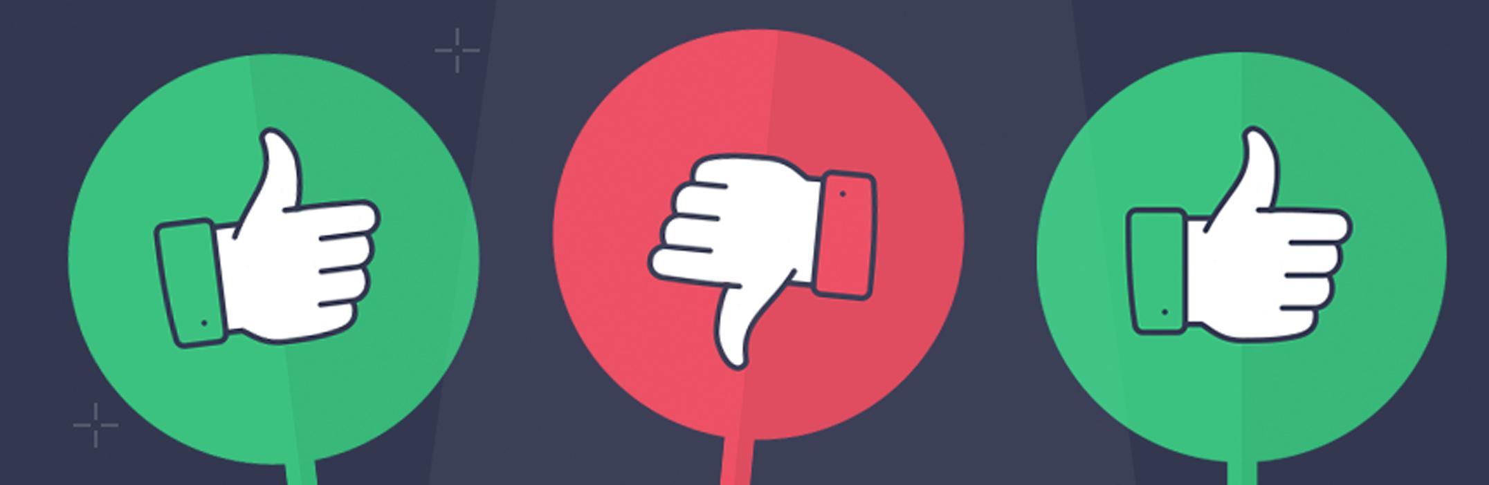 Les entreprises Françaises sont celles qui répondent le moins aux avis en ligne