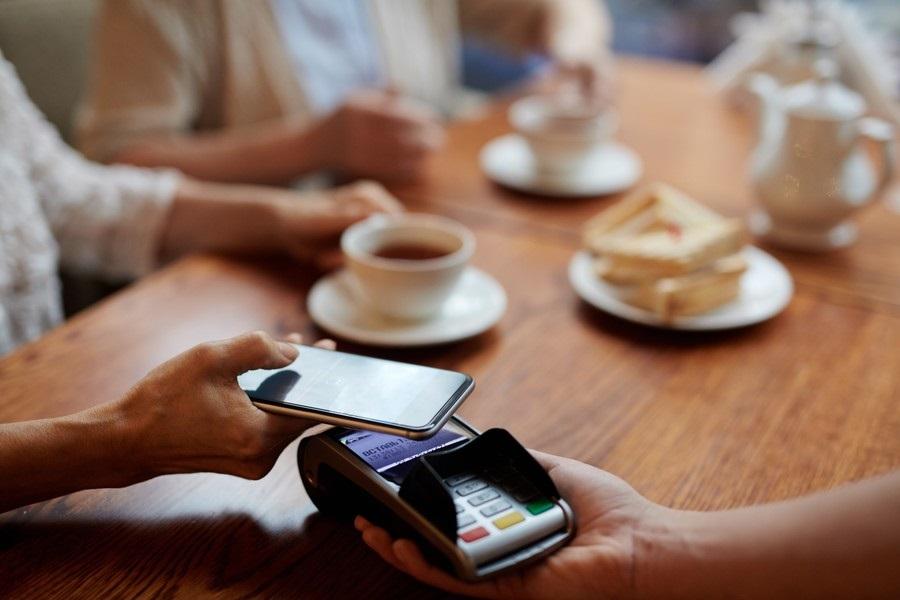 Le paiement mobile continue sa percée