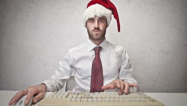 Seulement 29 % des CDI sont prêts à travailler le jour de Noël