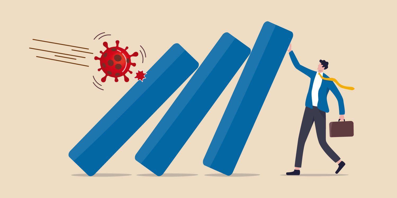 Les entreprises ne sont pas préparées aux risques du Covid-19 à long terme