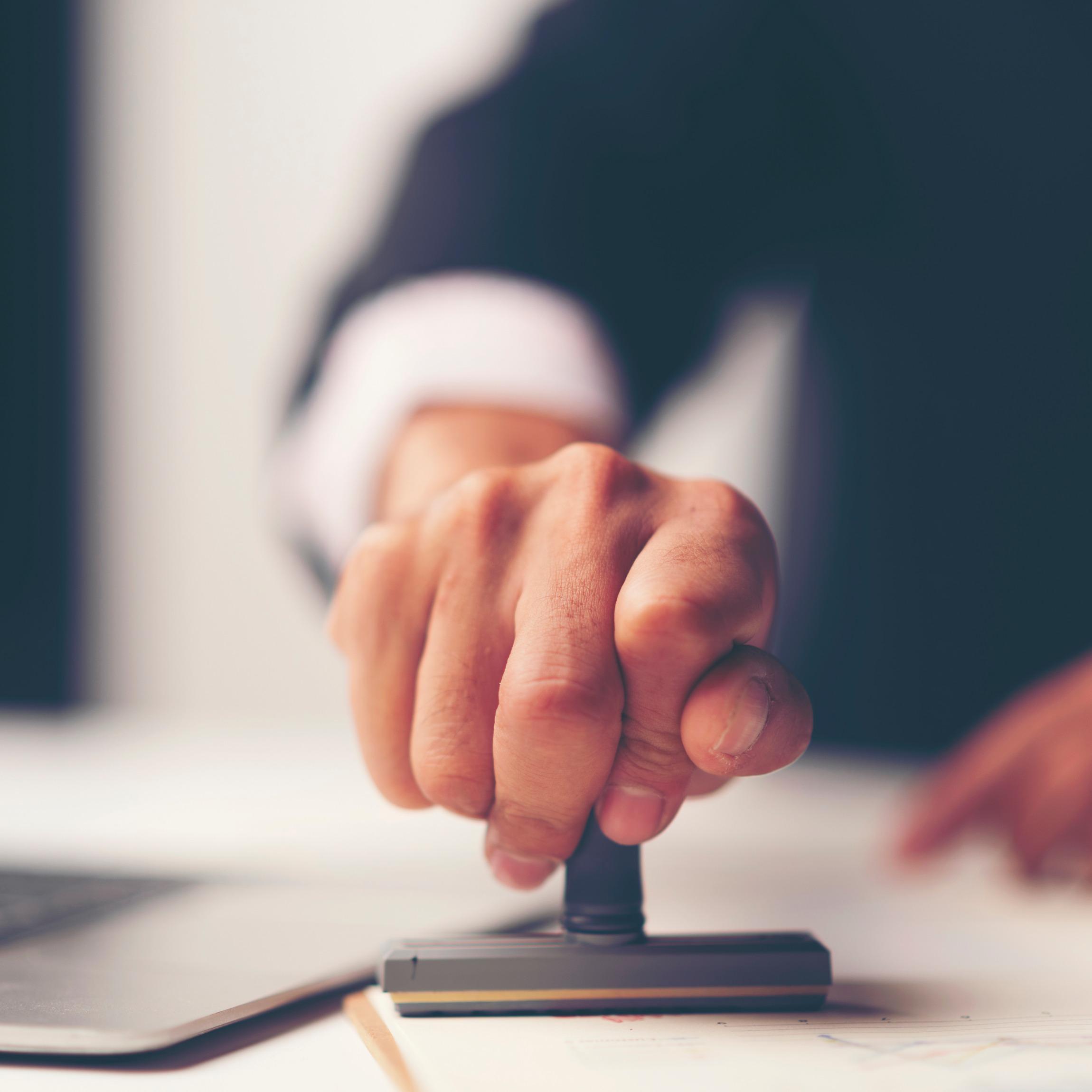 Quelle est l'utilité d'un cachet d'entreprise ?