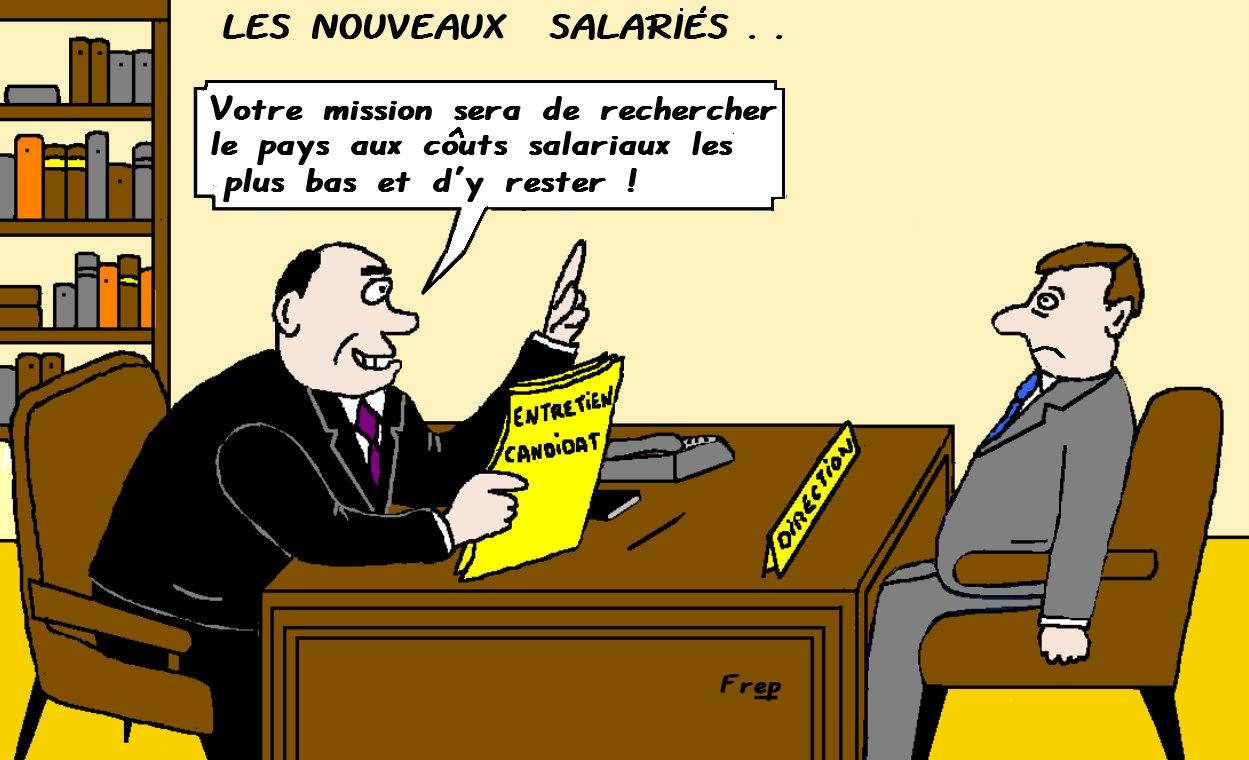 Un salarié plus maléable que jamais...