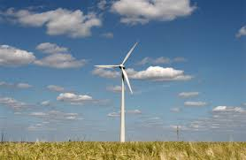 Reprise de l'activité de la filière éolienne