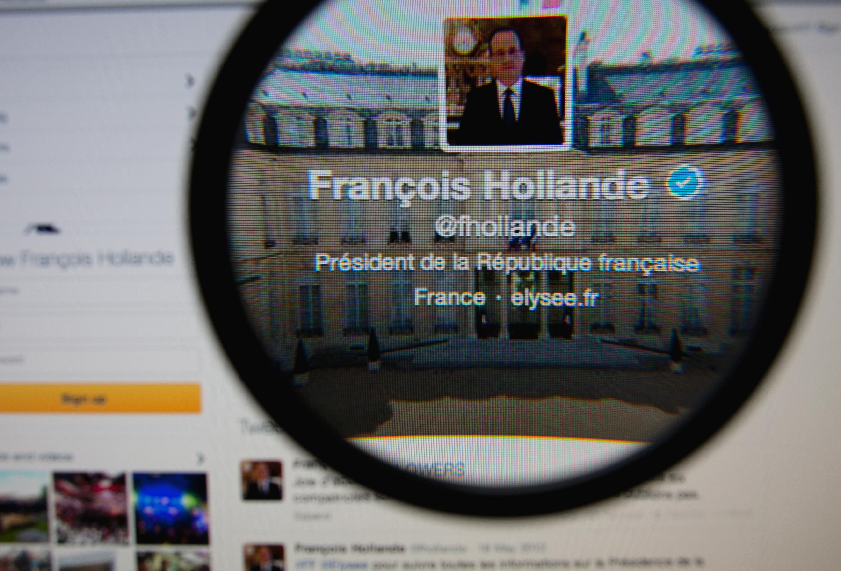 Crédit : François Hollande par Shutterstock