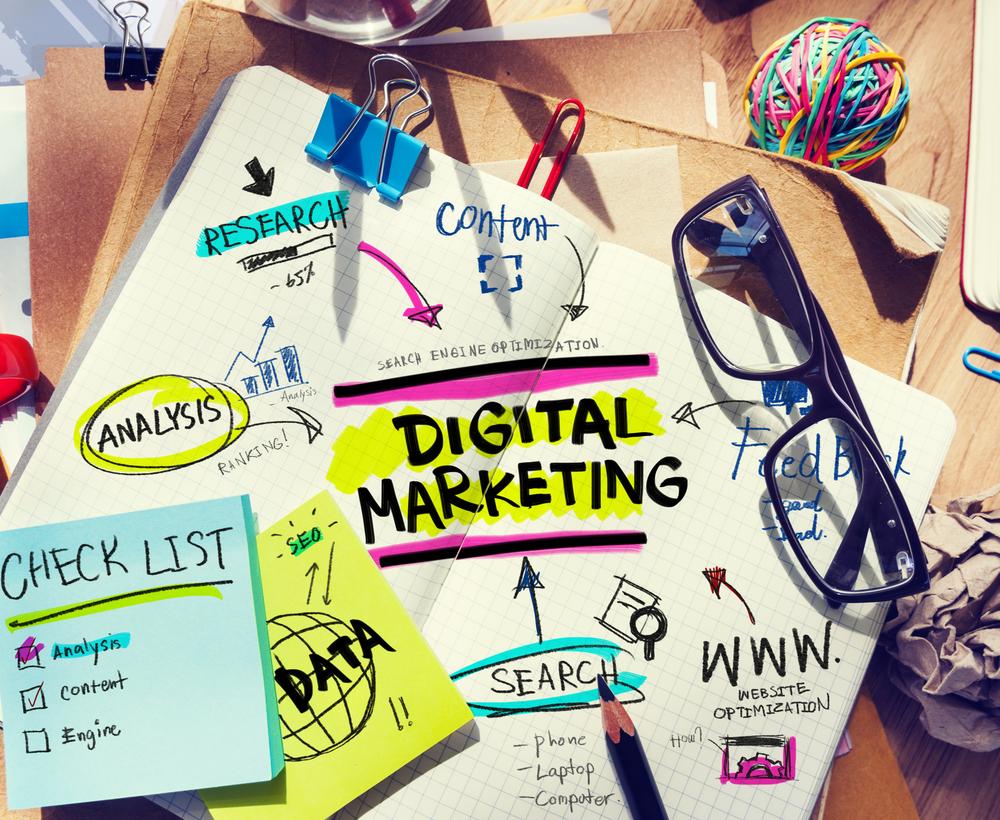 Crédit : marketing digital par Shutterstock