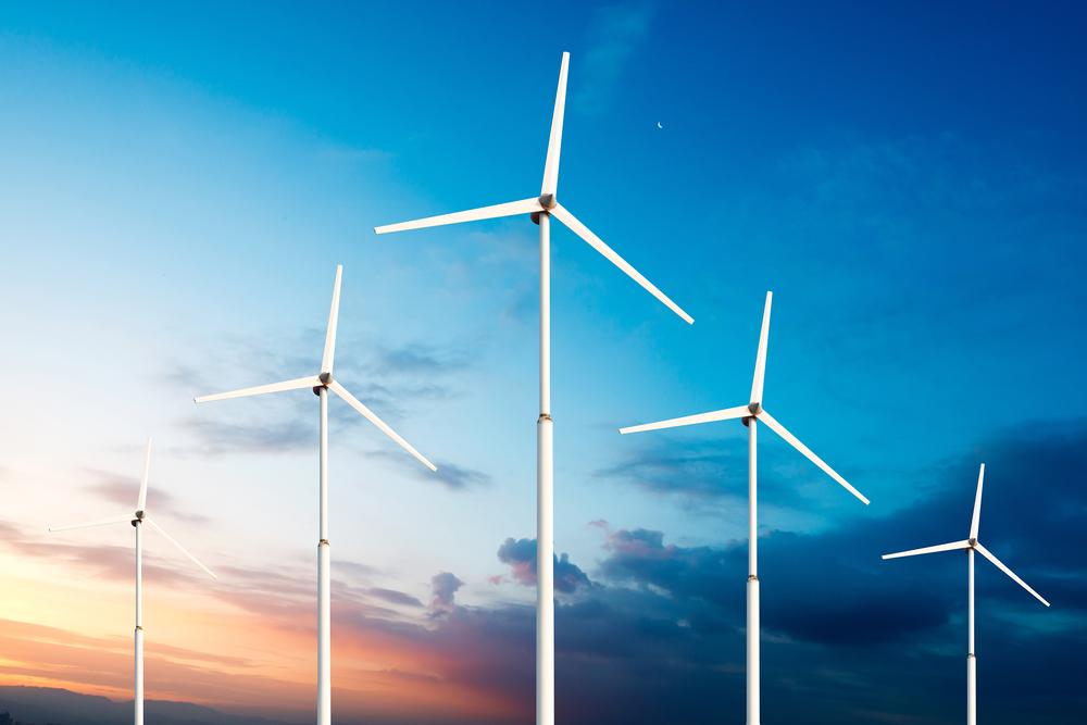 Crédit : énergies renouvelables par Shutterstock