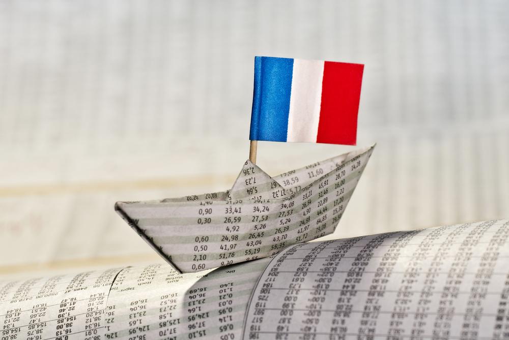 Crédit : dette française par Shutterstok