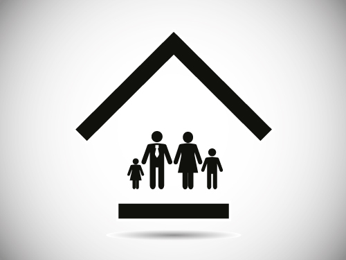 Crédit : protection sociale par Shutterstock