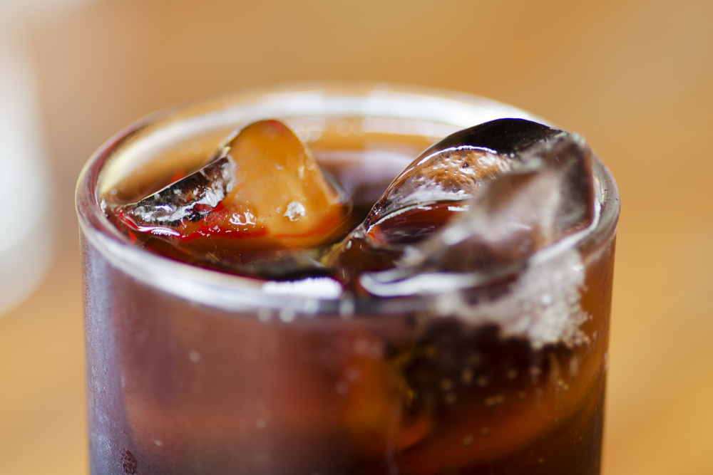 Crédit : soda par Shutterstock