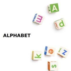 Le sens caché du nom Alphabet